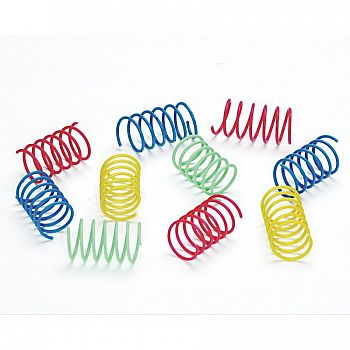 Wide Springs Cat Toys - 10 pk.