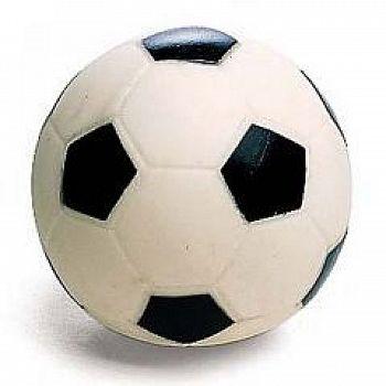 Soccer Ball Vinyl Dog Toy 3 in.