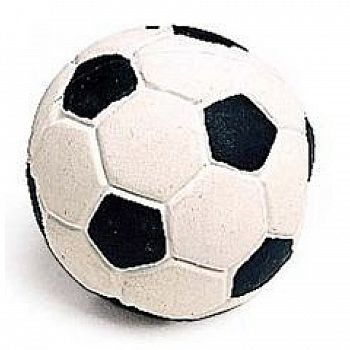 Latex Soccer Ball Small Dog Toy - 2 in.