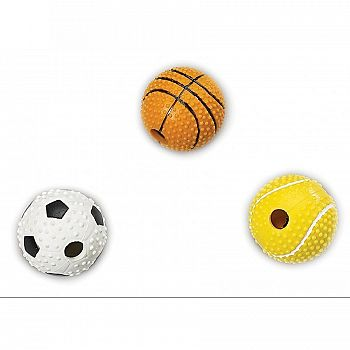 MVP Sport Ball With Bell - 2.5 in.