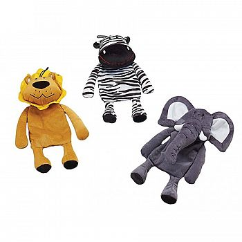 Crinkle Crew Dog Toy - 14 in.