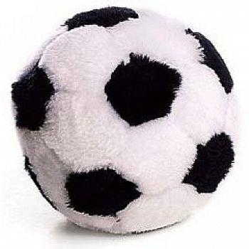 Plush Soccer Ball Dog Toy