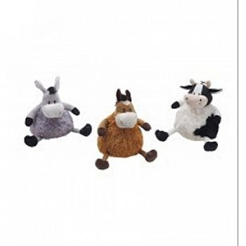 Plush Puffer Bellies Dog Toy - 10in.