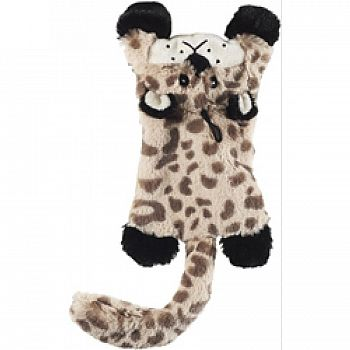 Skinneeez Flat Cats Dog Toy - 14 in.