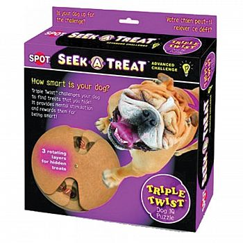 Spot Seek-a-treat Advanced Challenge Triple Twist