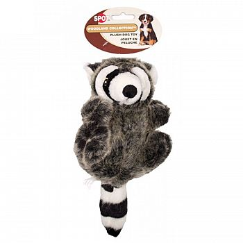 Spot Woodland Collection Raccoon