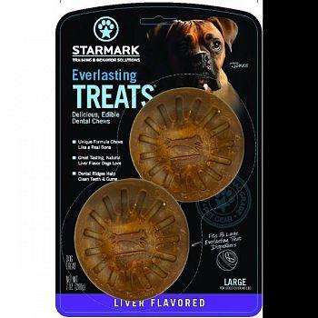 Everlasting Dog Treat - Large / Liver