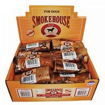 USA Made Round Meaty Bone 5 in. (Case of 16)