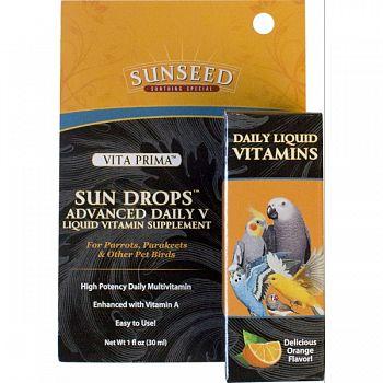 Vita Prima Sundrops Advanced Daily V Liquid  1 OZ