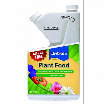 Plant Food 10-4-3 Concentrate - 18 oz.