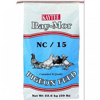 50173 Pigeon NC/15 50 POUND