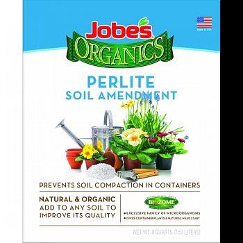 Jobes Organics Perlite  8 QUART