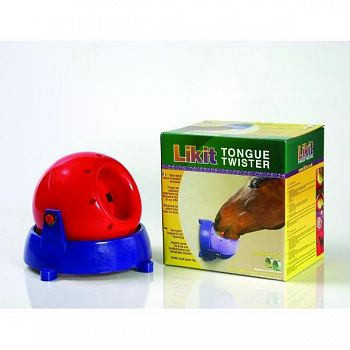 Likit Tongue Twister for Horses