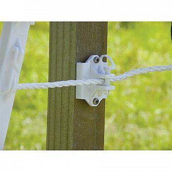 Dual-purpose Pinlock Insulator - White / Jumbo