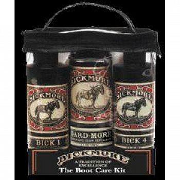 Bickmore Boot Care Kit - 8 oz.
