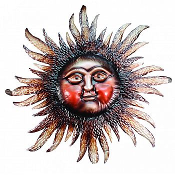 Sunface Outdoor Decor - 35 in.