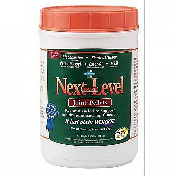 Next Level Equine Joint Pellets 1.8 lbs