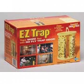 EZ Trap Fly Trap -Twin Pack