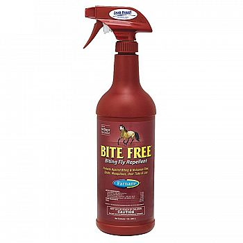 Bite Free Biting Fly Repellent 32 oz.