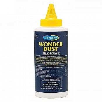 Wonder Dust for Horses - 4 oz.