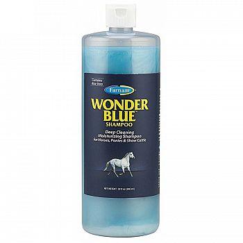 Wonder Blue Horse Shampoo 32 oz.