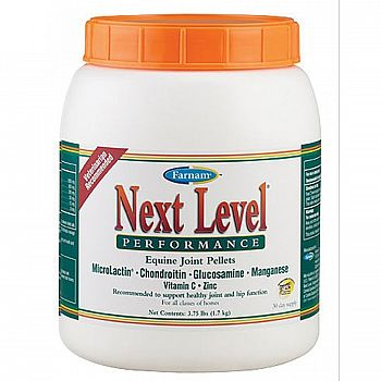 Next Level Performance Pellets - 3.75 lb.