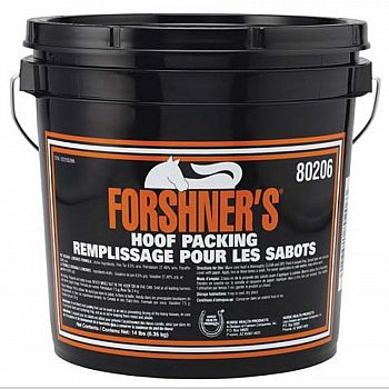 Forshners Hoof Packing 14 lbs