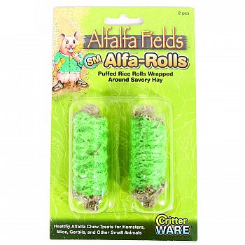 Alfa-rolls - Small / Green