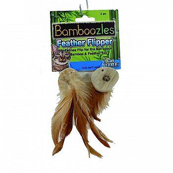 Bamboozles Feather Flipper
