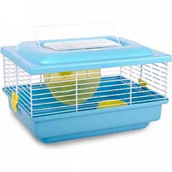 Carry-n-cage Carrier For Small Animals