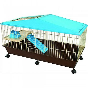 Animal House BLUE/BROWN 40 INCH