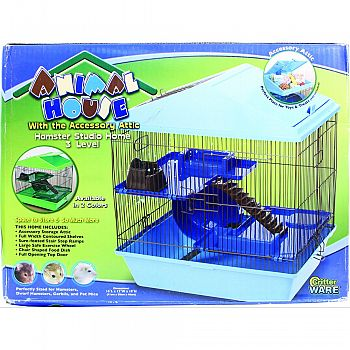 Animal House 3-level ASSORTED 16 INCH