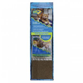 Single Wide Corrugated Cat Scratcer