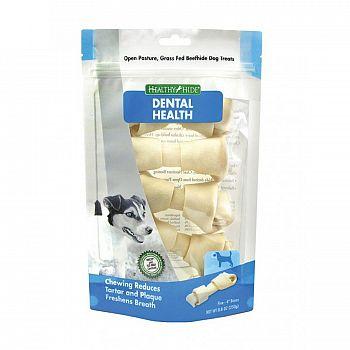 Healthy Hide Dental Bone - 4 in / 5 pk.