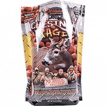 The Original Chestnut Rage Deer Attractant