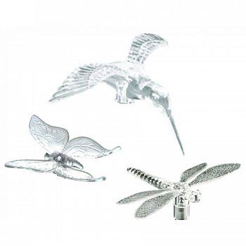 Stake Light Hummingbirds/dragonflies/butterflies (Case of 20)