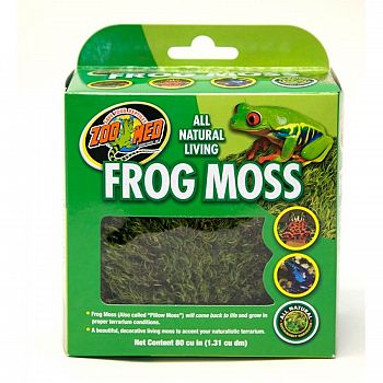 All Natural Frog Moss 80 Cu. In