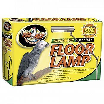 Avian Sun Deluxe Floor Lamp Bird Supplies Gregrobert