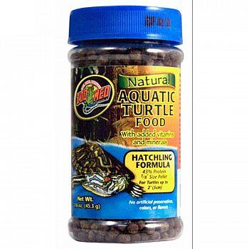 Hatchling Aquatic Turtle Food 1.9 oz.