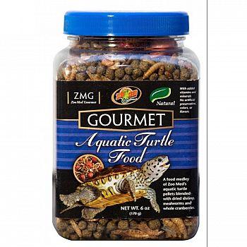 Gourmet Aquatic Turtle Food 6 oz