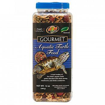 Gourmet Aquatic Turtle Food - 12 oz.