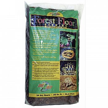 Forest Floor Reptile Substrate - 24 qt.