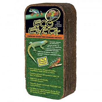 Eco Earth Brick Compressed Substrate