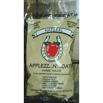 Applezz N Oats Natural Horse Treats