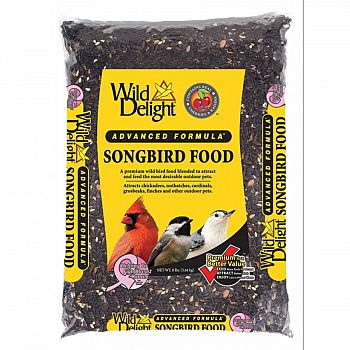 Wild Delight Songbird Food - 8 lb.