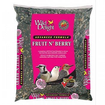 Wild Delight Fruit & Berry Wild Bird Food