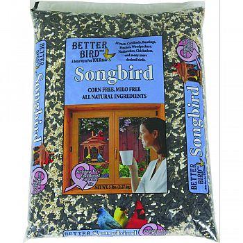 Better Bird Songbird Food  5 POUND