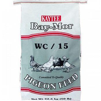 50167 Pigeon Wc15        50# WC/15 50 POUND