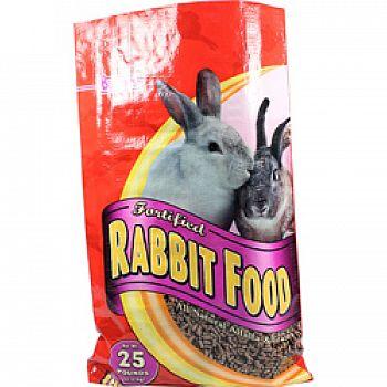 Browns Rabbit Food