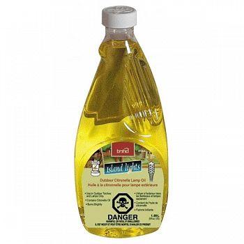 Liquid Citronella Fuel 64 oz.  (Case of 6)